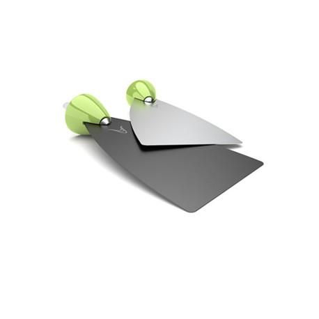 Waveblade spatules surfaces normales